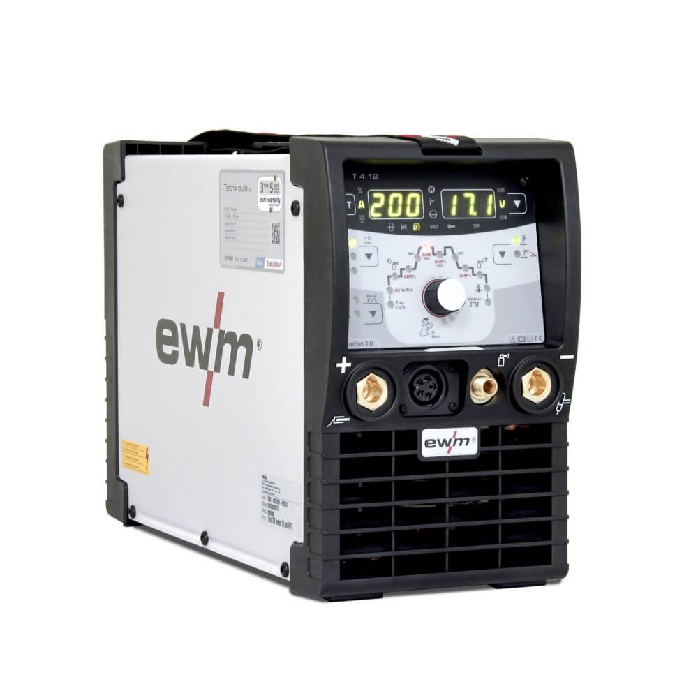Сварочный аппарат EWM Tetrix 200 DC Smart 2.0 puls 5P