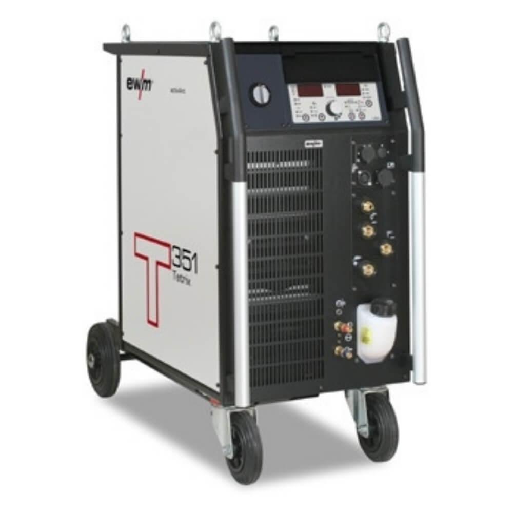 Сварочный аппарат EWM Tetrix 351 Synergic FW