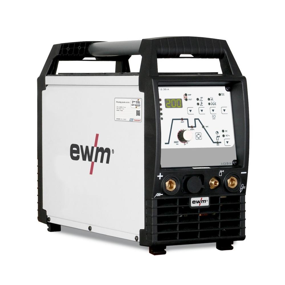 Сварочный аппарат EWM Picotig 200 AC/DC puls 5P TG