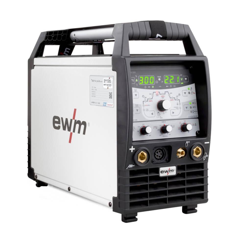 Сварочный аппарат EWM Tetrix 300 AC/DC Comfort 2.0 puls 8P TM
