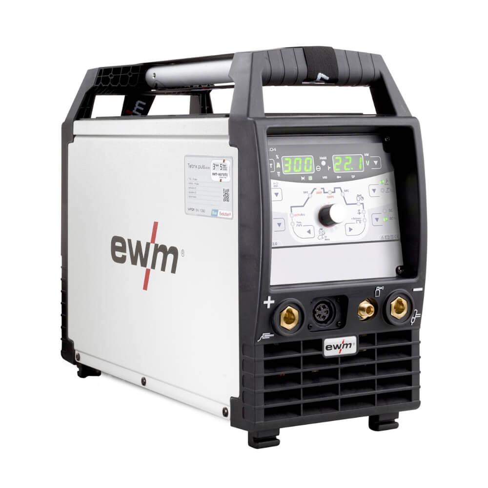 Сварочный аппарат EWM Tetrix 300 AC/DC Smart 2.0 puls 8P TM