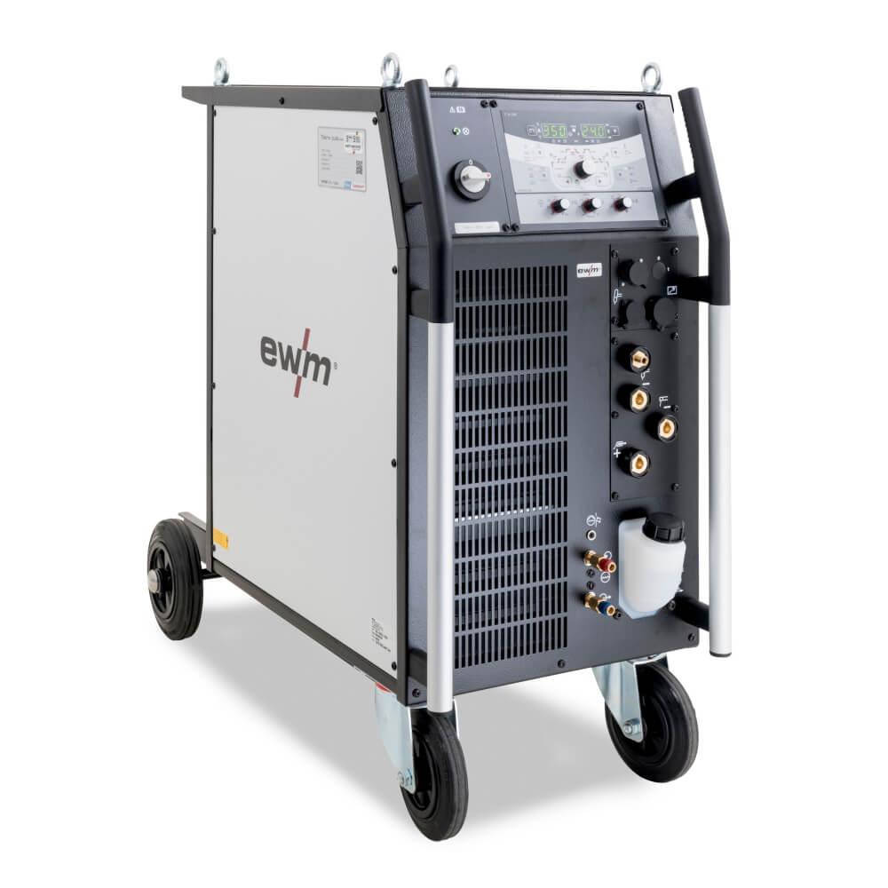 Сварочный аппарат EWM Tetrix 351 AC/DC Comfort 2.0 puls