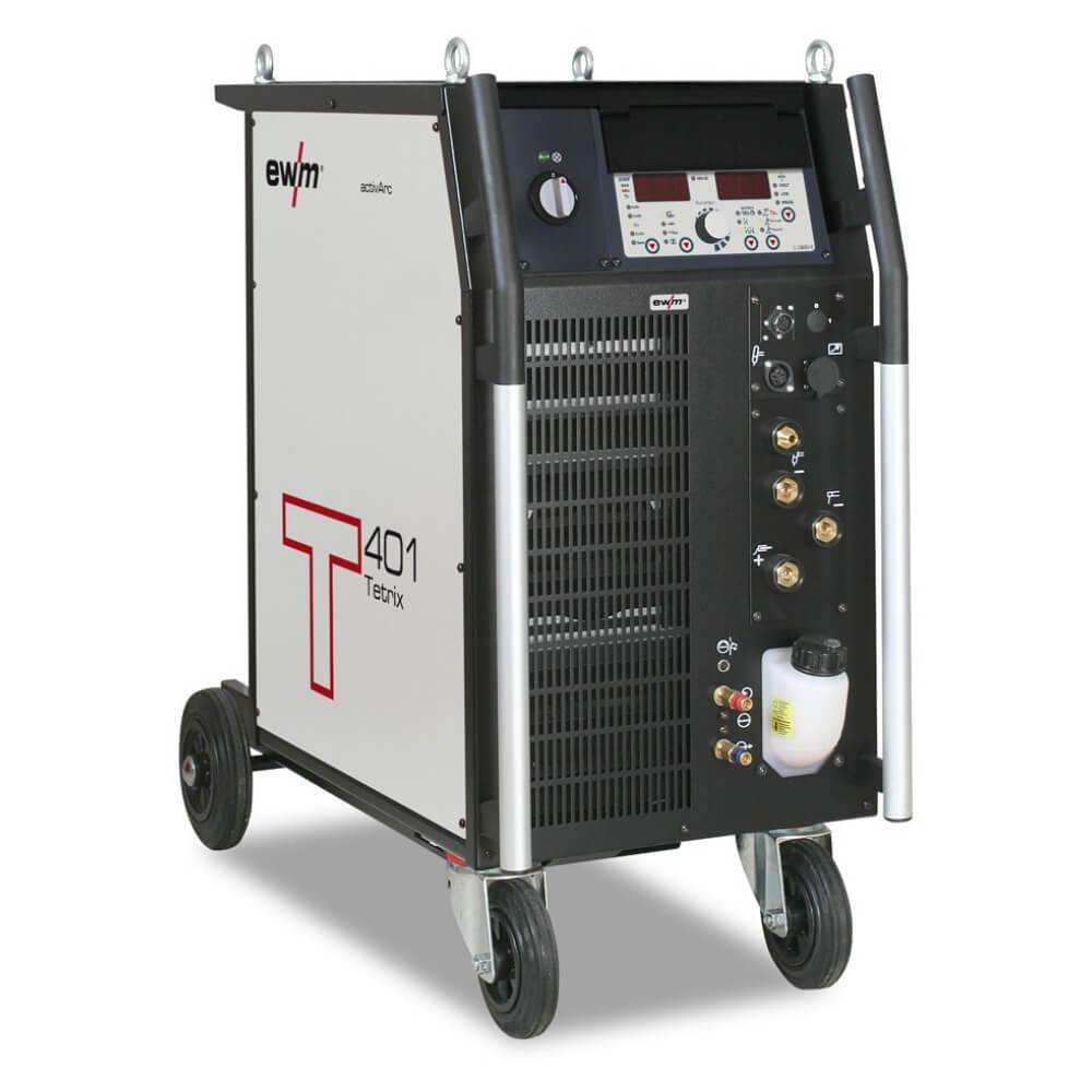 Сварочный аппарат EWM Tetrix 401 Synergic FW
