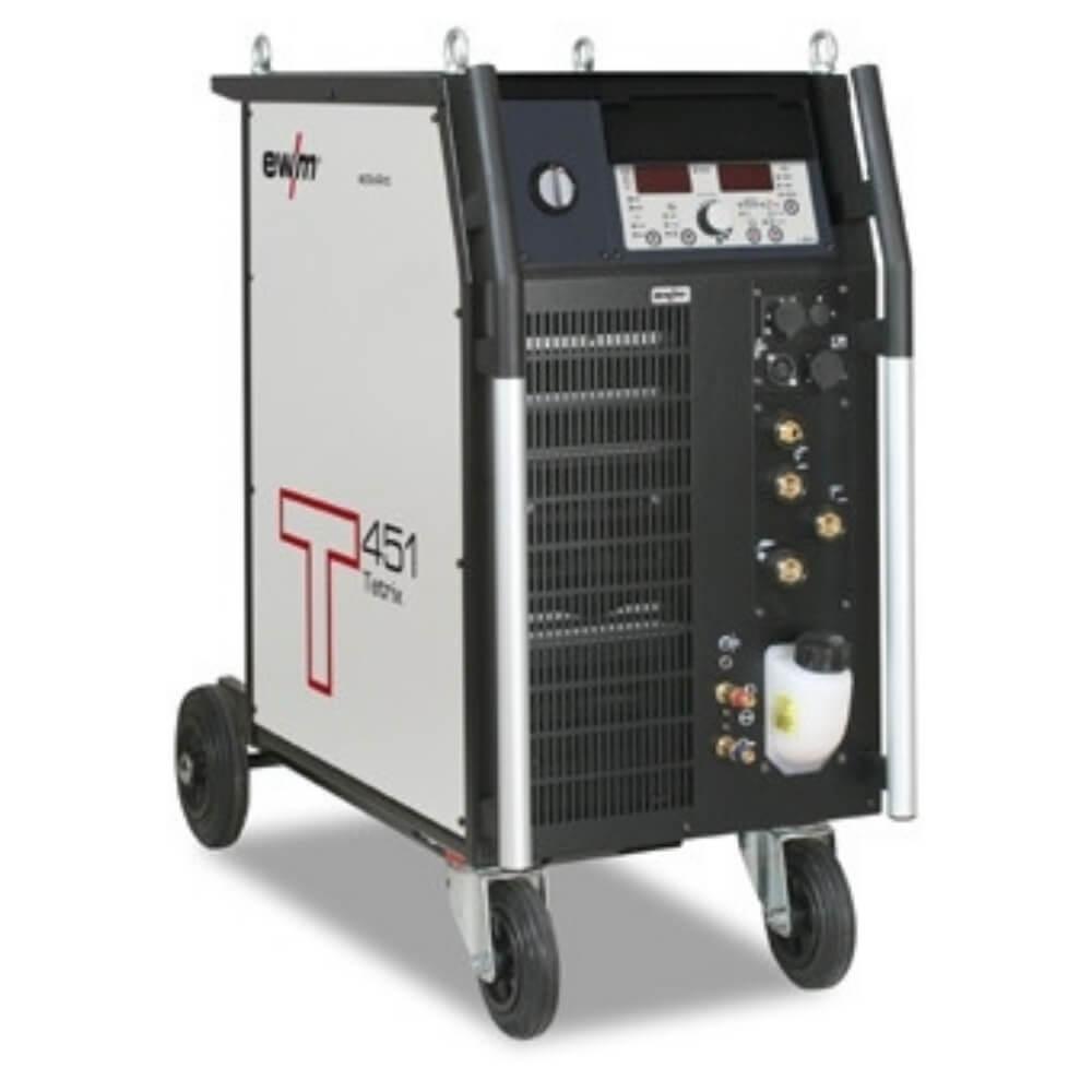 Сварочный аппарат EWM Tetrix 451 Synergic FW