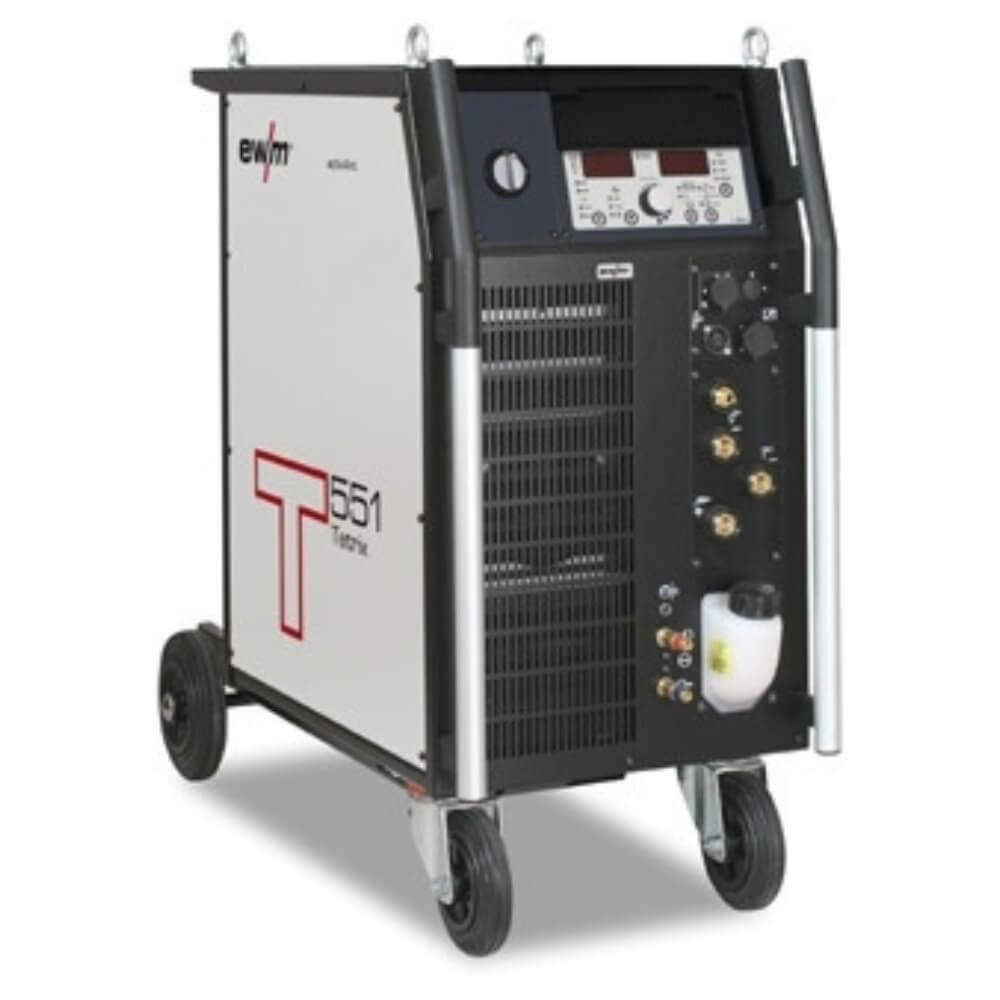 Сварочный аппарат EWM Tetrix 551 Synergic FW