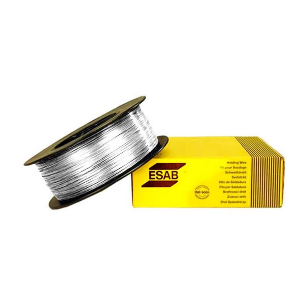 Сварочная проволока Esab OK Про 71 Ø1,2 мм (1/5 кг)
