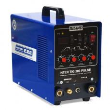Сварочный аппарат Аврора Pro Inter Tig 200 DC Pulse (TIG+MMA)