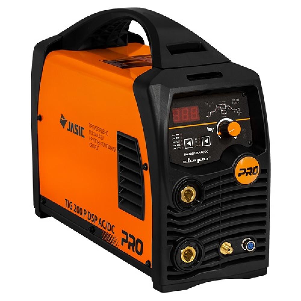 Сварочный аппарат Сварог Pro Tig 200 P DSP AC/DC
