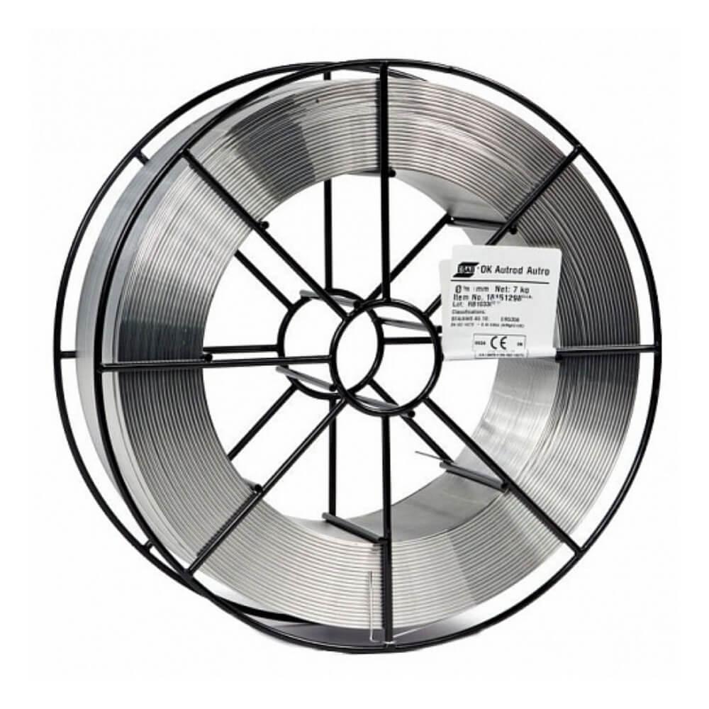 Сварочная проволока Esab OK Autrod 5356 Ø1,0 мм (7 кг)