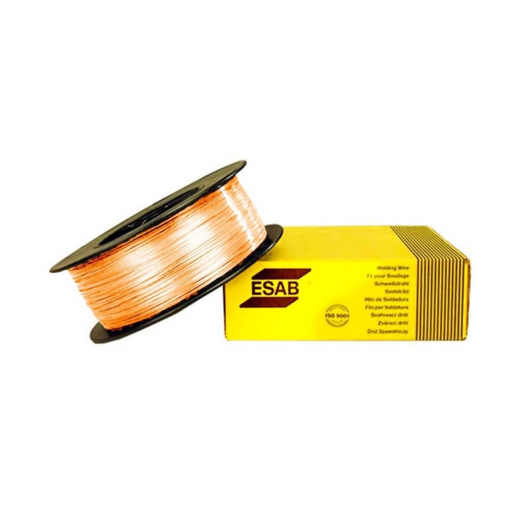 Сварочная проволока Esab OK Autrod 12.51 Ø1,2 мм (1/5 кг)