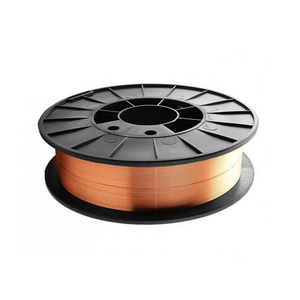 Сварочная проволока ЭСВА СВ08Г2С-О Ø0,8 мм (1/5 кг)