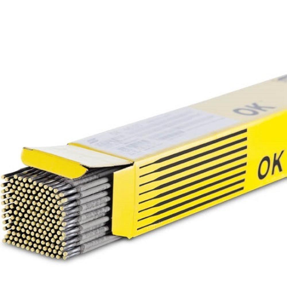 Электроды Esab ОК 48Р Ø5,0 х 450 мм (6 кг)