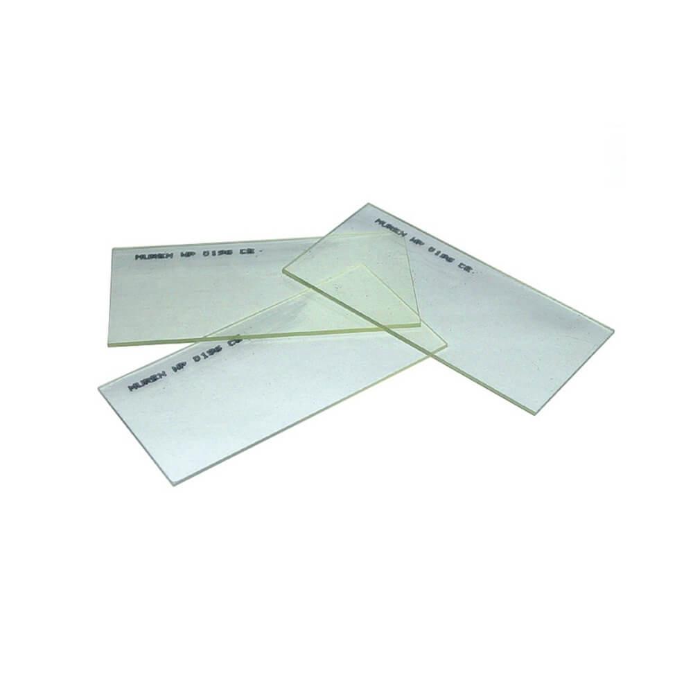 Защитное стекло прозрачное Esab 90 х 110 мм