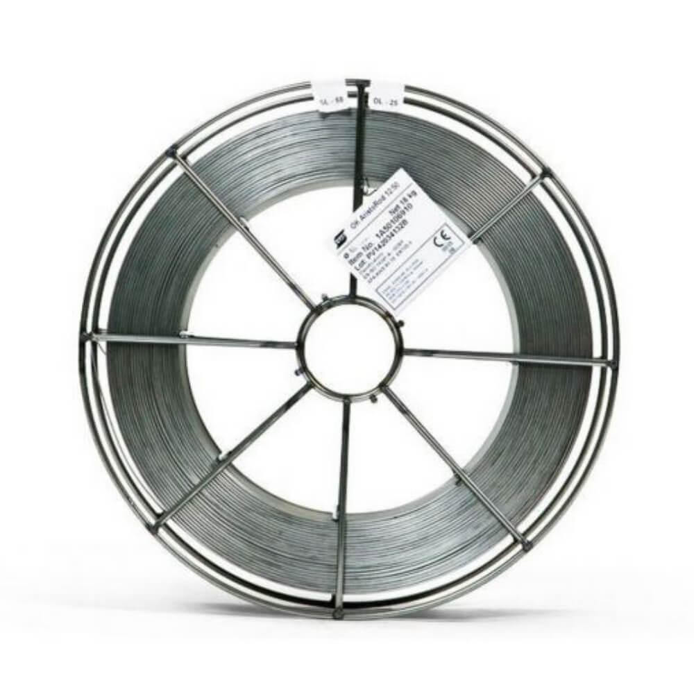 Сварочная проволока Esab OK Aristorod 12.50 Ø1,2 мм (1/18 кг)