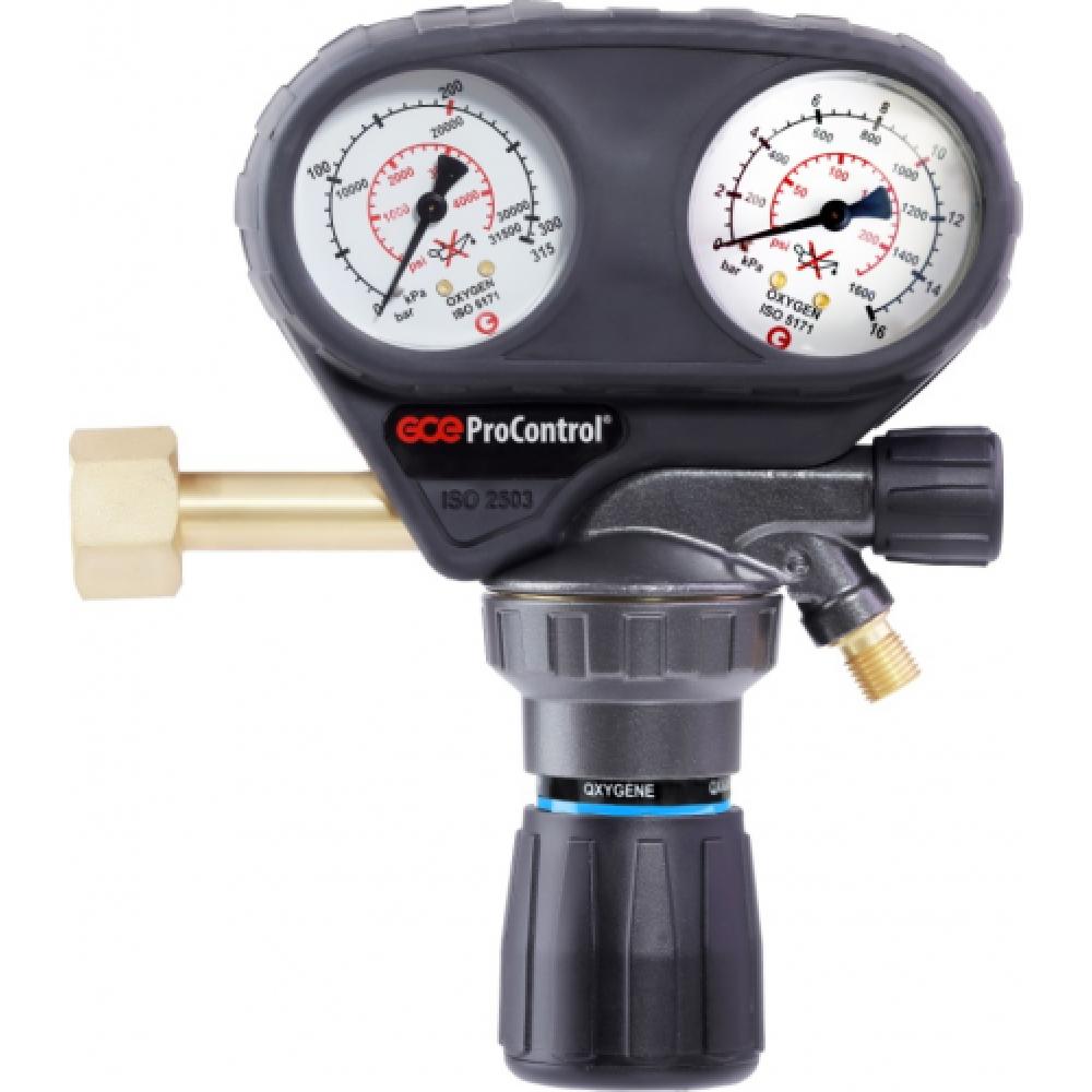 Регулятор кислородный GCE Krass Pro Control OX-200/20