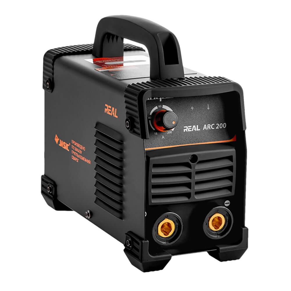 Сварочный аппарат Сварог Real Arc 200 Black (маска+краги)