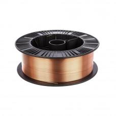 Сварочная проволока ЭСВА СВ08Г2С-О Ø0,8 мм (1/15 кг)