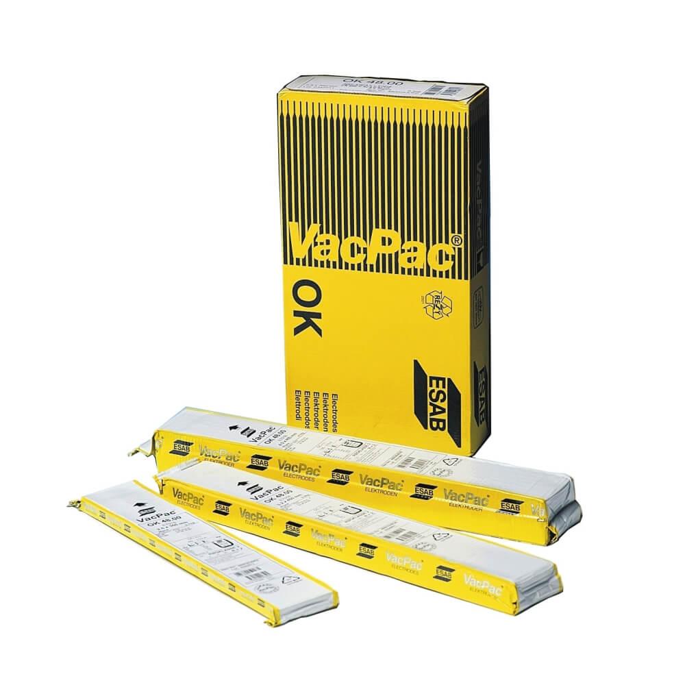 Электроды Esab OK 68.82 VP Ø2,5 х 300 мм (0,6 кг)