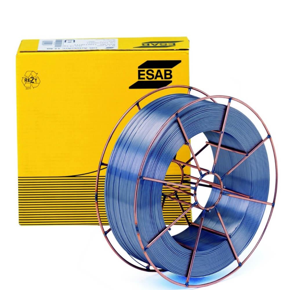 Сварочная проволока Esab OK Tubrodur 58 O/G M Ø1,6 мм (1/16 кг)